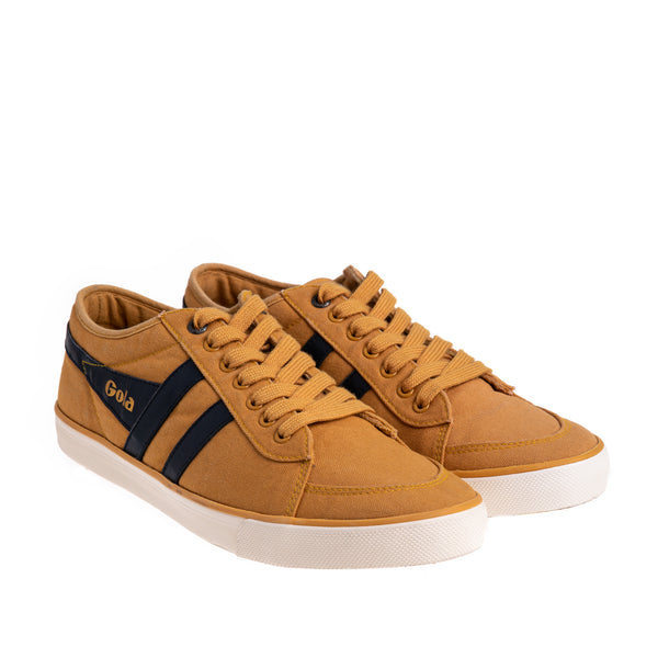 Men's Comet Canvas Sneaker - Yellow