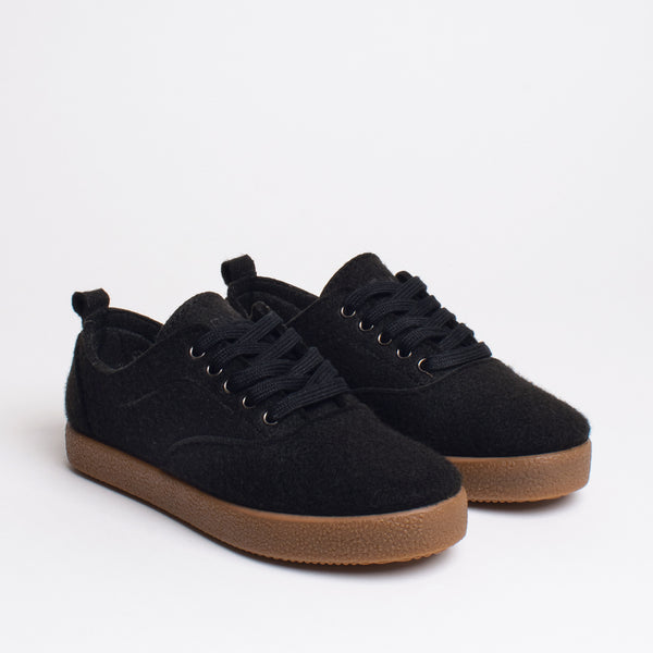 Hope TWAB Lo-top Sneaker - Black