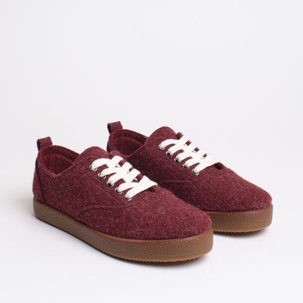 Hope TWAB Lo-top Sneaker - Burgundy