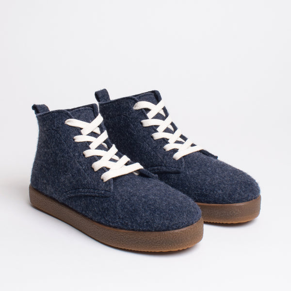 Love TWAB Hi-top Sneaker - Navy