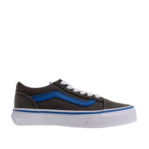 Kids Old Skool lace-up - Grey/Blue