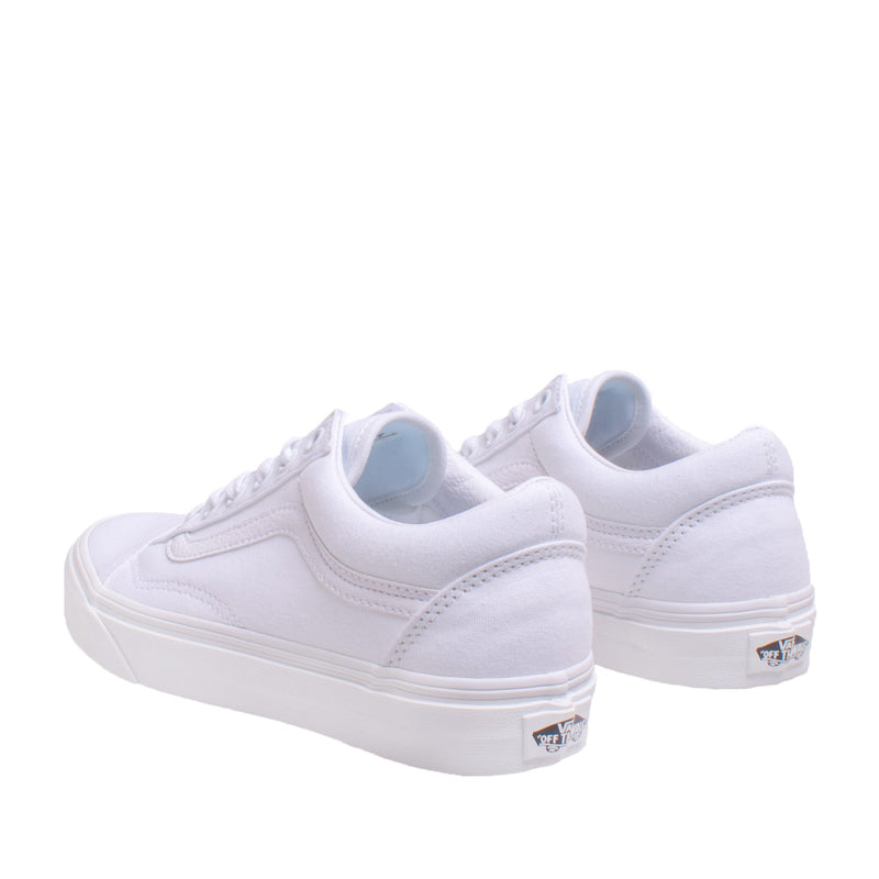 Unisex Old Skool Sneaker - True White