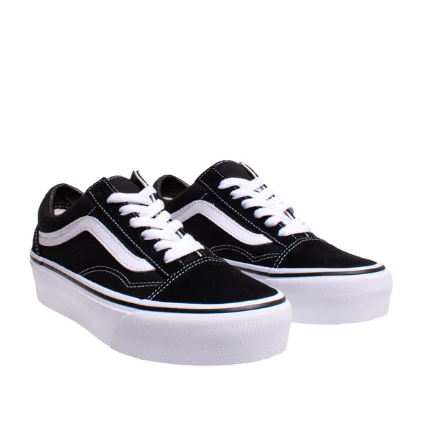 Women's Old Skool Platform Sneaker - Black