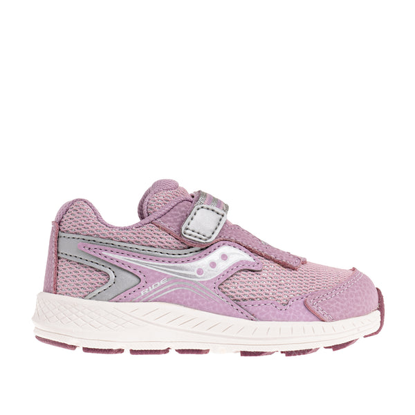 Little Kid's Ride 10 Jr. Sneaker - Pink