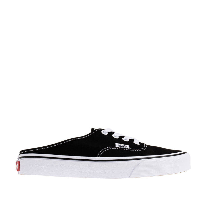 Women's Authentic Mule - Black/White