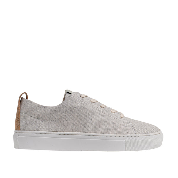 Willow2 Sustainable Lace Sneaker - Natural
