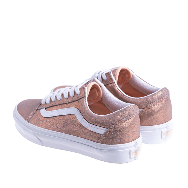 Women's Old Skool Sneaker - Rose Metallic