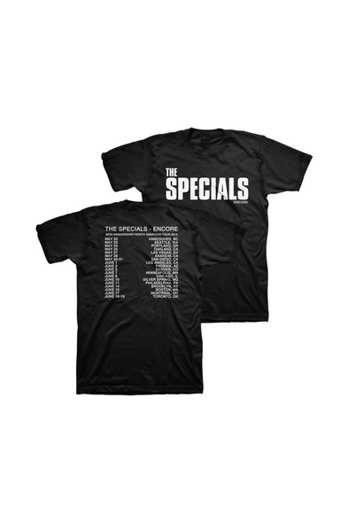 THE SPECIALS LADIES LOGO TEE