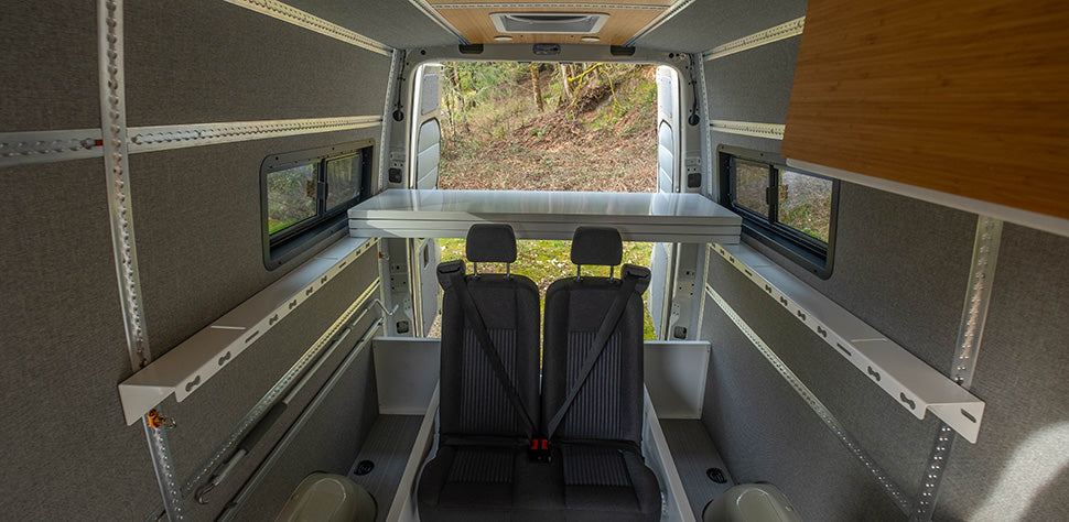 Adventure Wagon Interior Kit