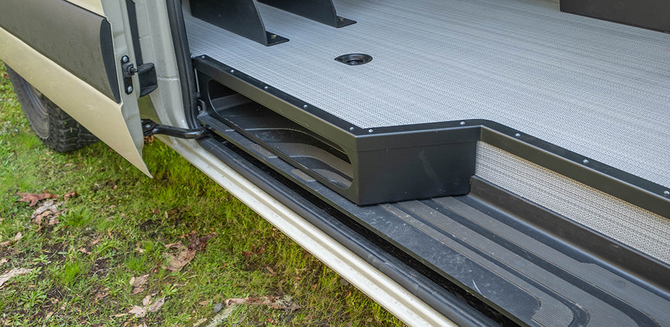 Sprinter Van Step Extension