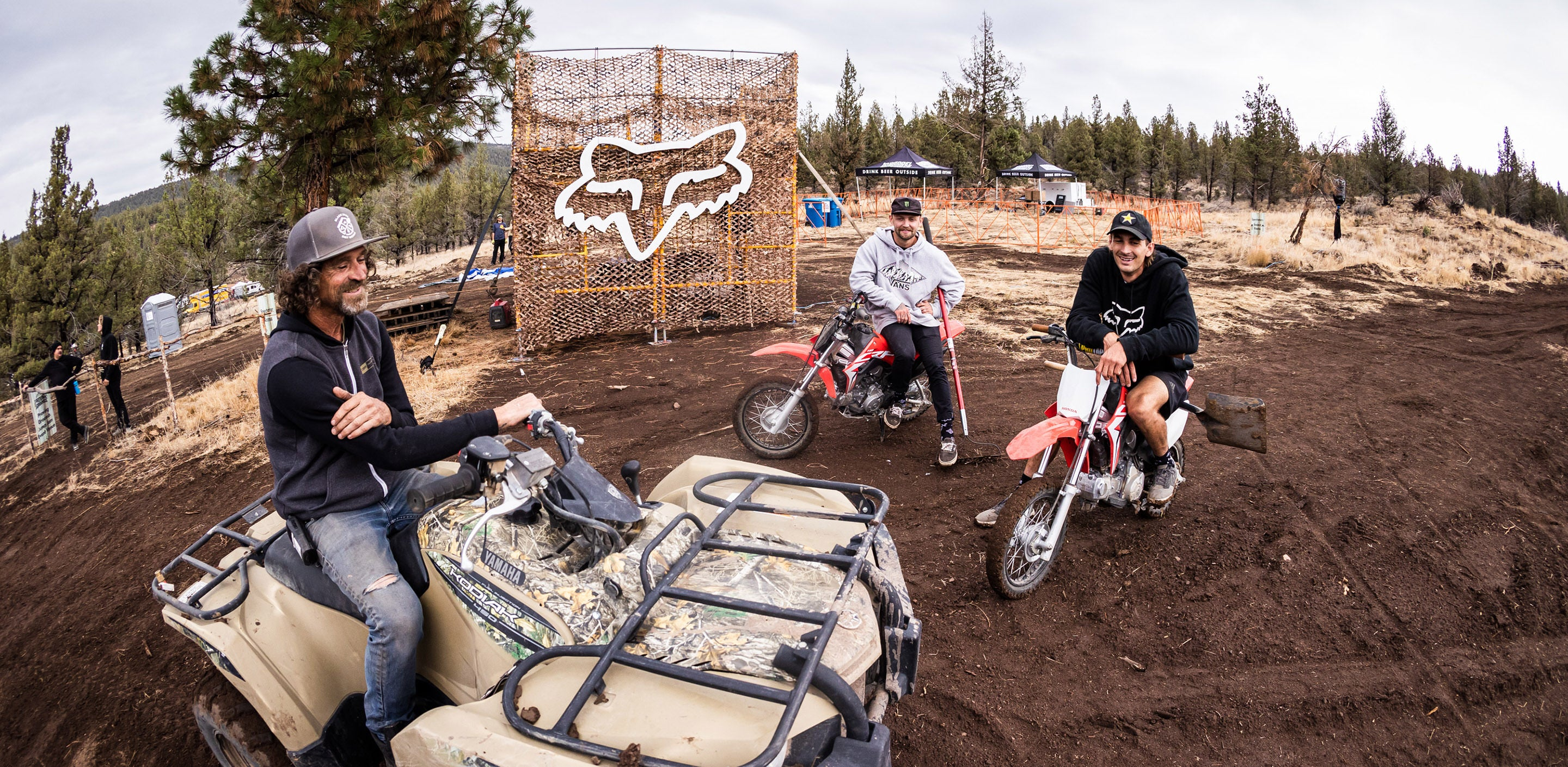 Proving Grounds Mountain Bike Event - Friday