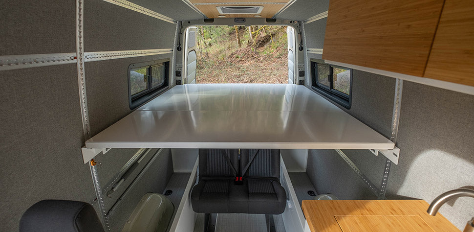 Sprinter Van Bed System
