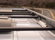 Low Pro Roof Rack - Fiamma F80 Awning Kit