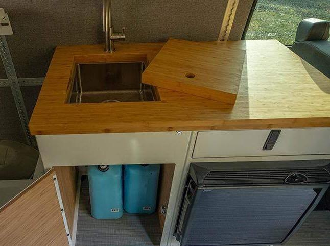 "41"" Galley"