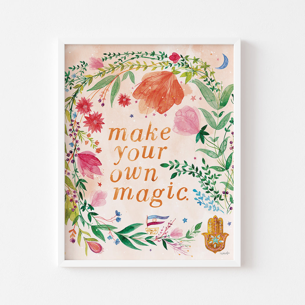 Make Your Own Magic | ART PRINT