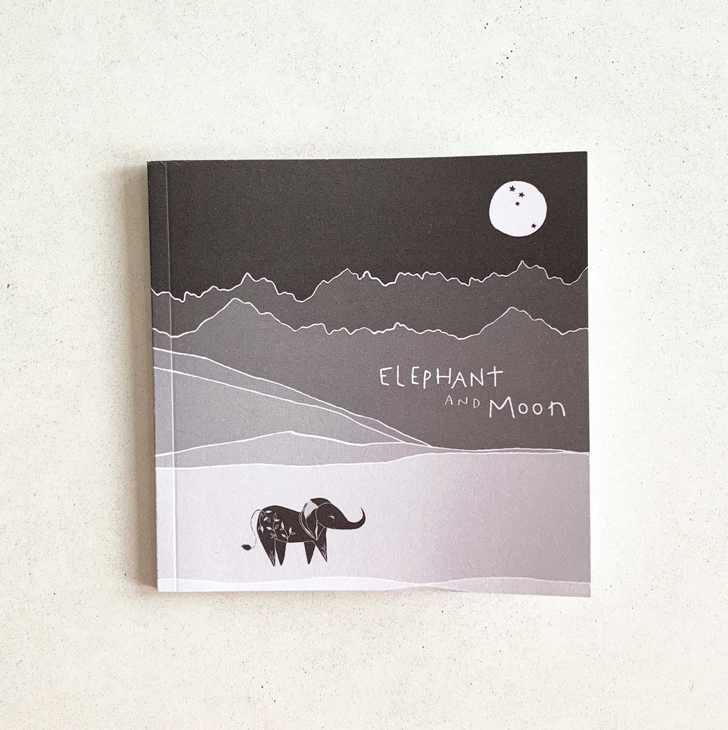 Elephant and Moon | Book