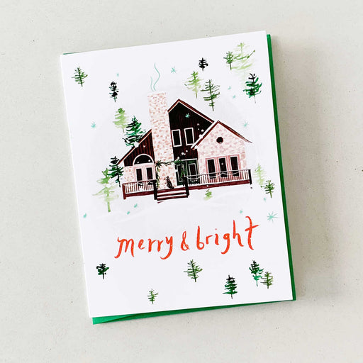 Merry & Bright | GREETING CARD (Boxed Set)