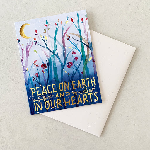 Peace On Earth (Season's Greetings) | GREETING CARD (Boxed Set)