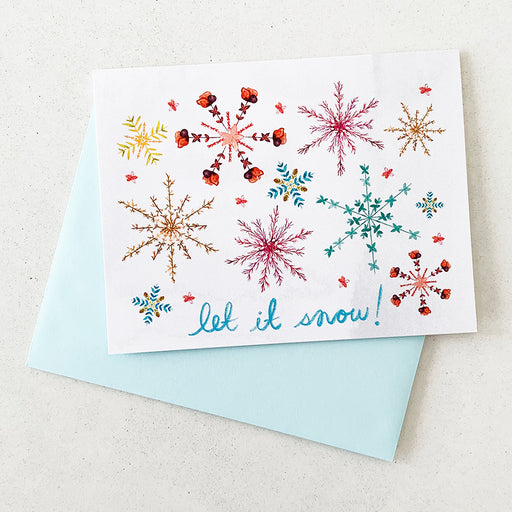 Let it Snow! | GREETING CARD