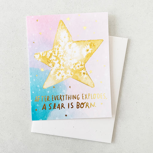 Encouraging Greeting Card