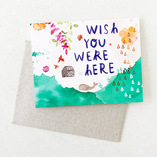 Wish You Were Here | GREETING CARD (Boxed Set)
