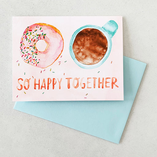So Happy Together | GREETING CARD