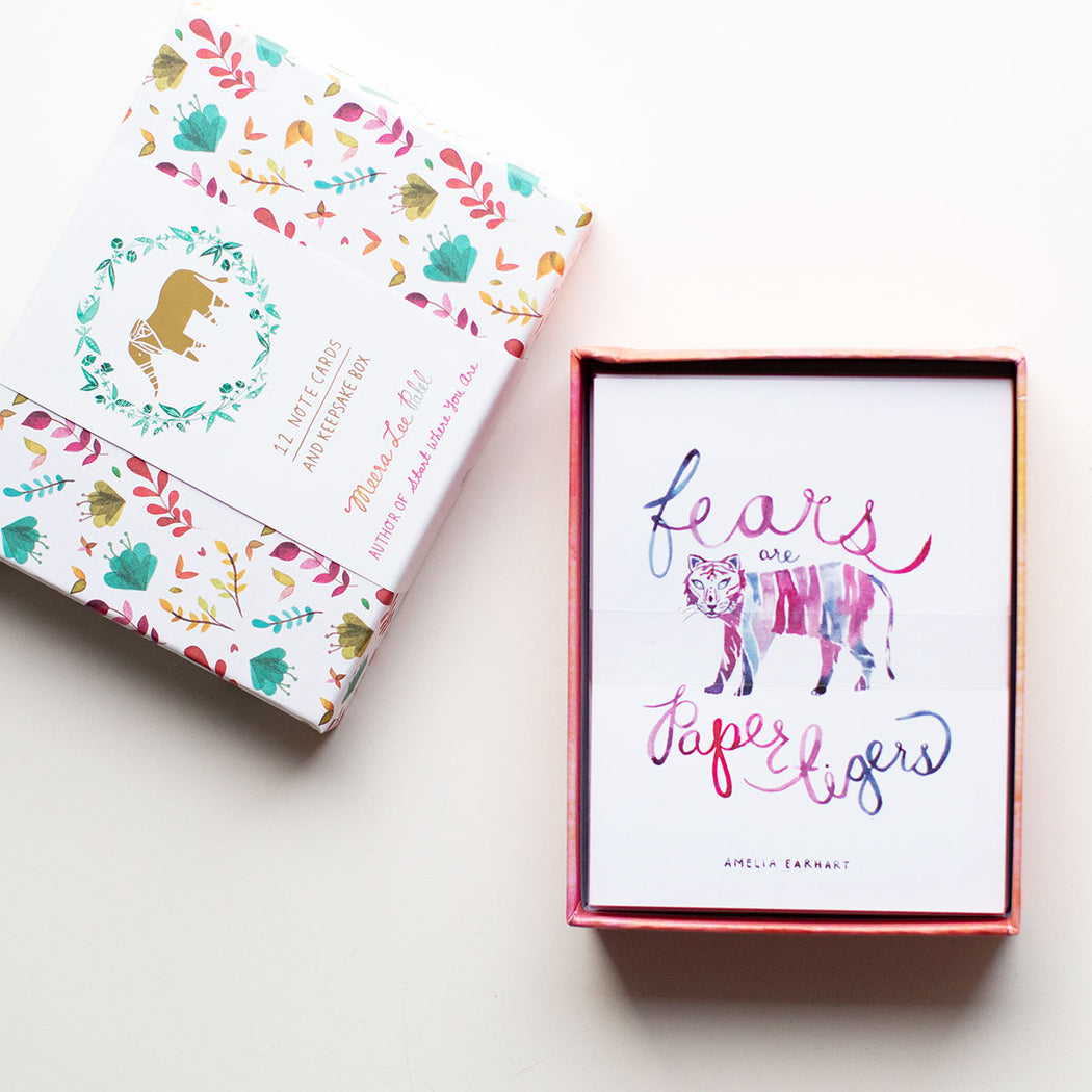 Start Where You Are | Boxed Notecard Set