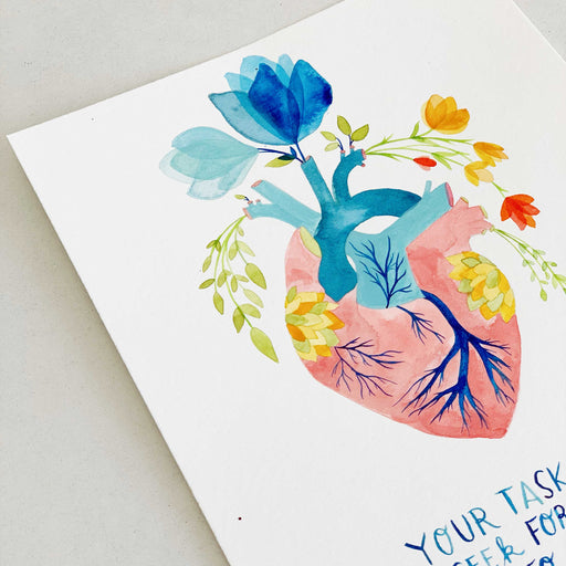 Flourishing Heart #3 | ORIGINAL ART