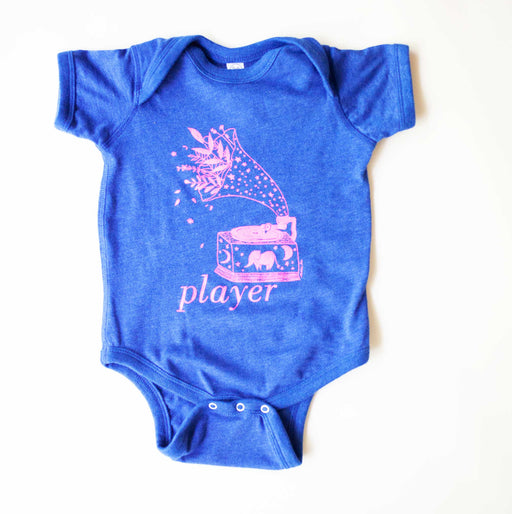 Player Gramophone | BABY BODYSUIT