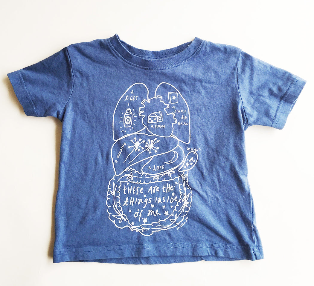 These Are the Things Inside of Me | T-SHIRT