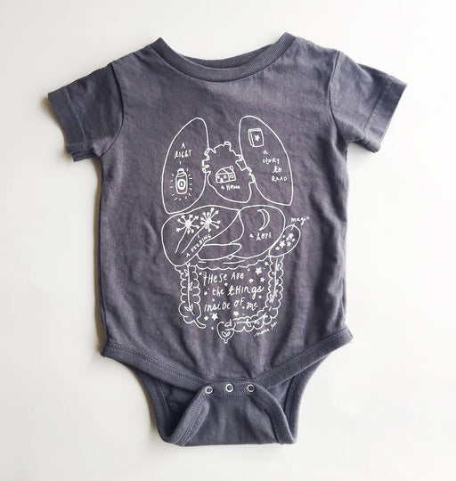 These Are the Things Inside of Me | BABY BODYSUIT