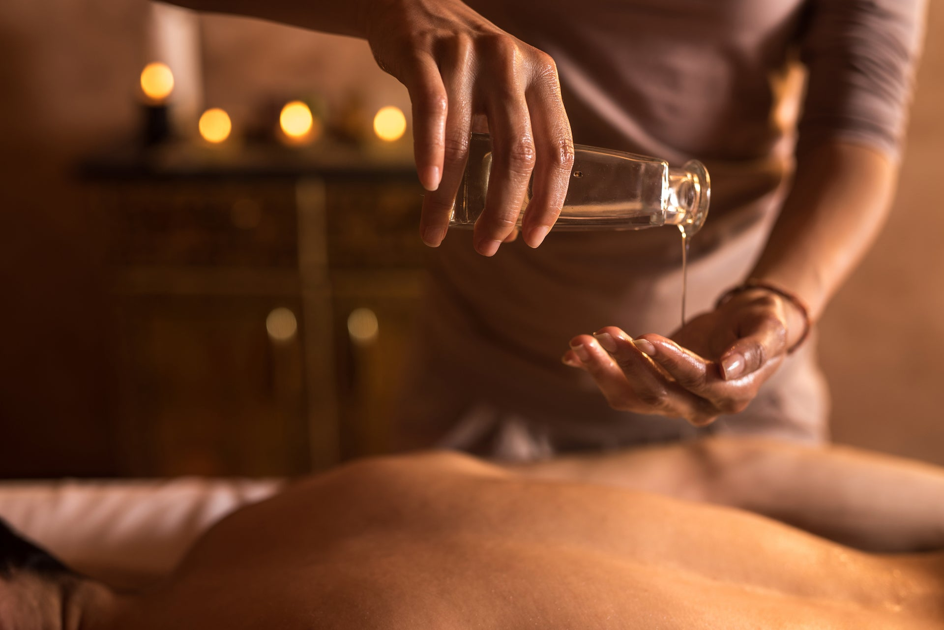 Struggling with Chronic Back Pain? CBD Massage Oil Can Help