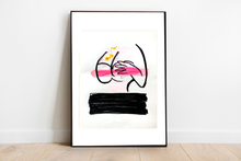 Load image into Gallery viewer, Flirty - Original Painting / Only One Available