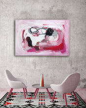 Load image into Gallery viewer, False Alarm - Oversize Original Painting On Canvas | Limited Edition | Only One Available