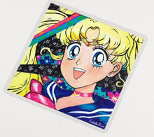 Load image into Gallery viewer, Sailor Moon Stickers