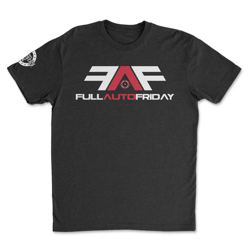 Full Auto Friday - Kentucky Ballistics - Men's Black Tee Shirt