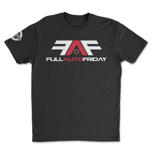 Full Auto Friday - Kentucky Ballistics - Men's/Youth Black Tee Shirt
