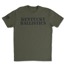 Load image into Gallery viewer, Kentucky Ballistics - Men's/Youth Tee Shirt