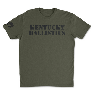 Kentucky Ballistics - Men's T-Shirt