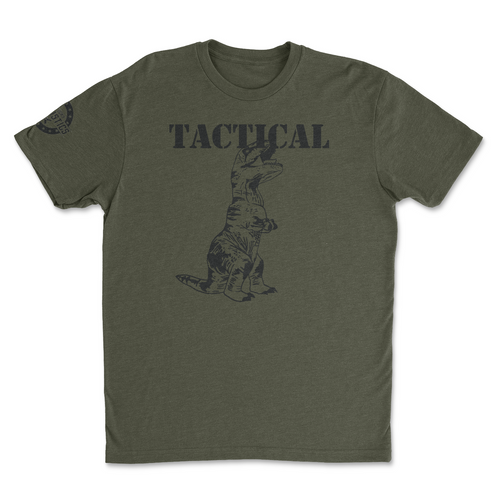 Tactical T-Rex - Kentucky Ballistics - Men's Tee Shirt