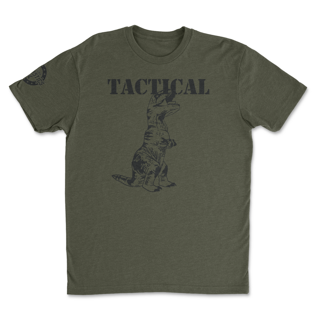 Tactical T-Rex - Kentucky Ballistics - Men's/Youth Tee Shirt
