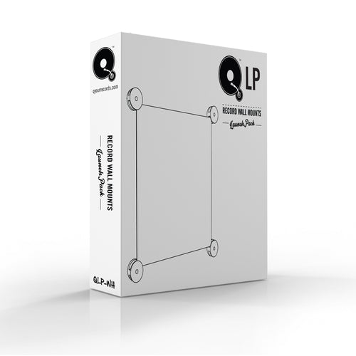 Q Launch Pack - Q Record Wall Mounts