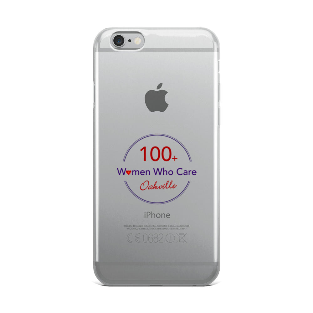 iPhone Case (100 Women Who Care) - MerchHelp - Custom Branded Merchandise - Non for profit