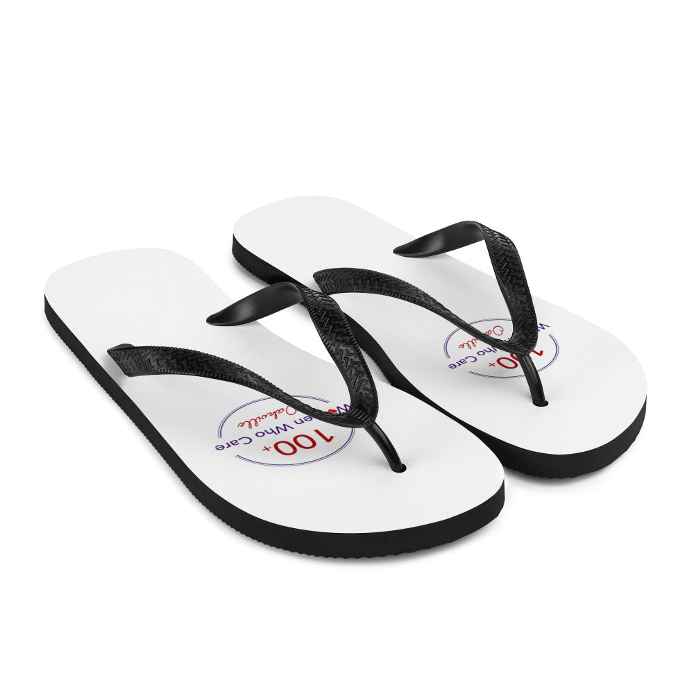 Flip-Flops (100 Women Who Care)