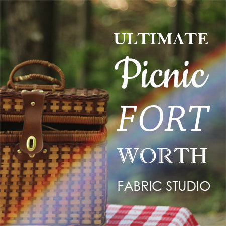 2020 Ultimate Picnic Spring Mystery Quilt