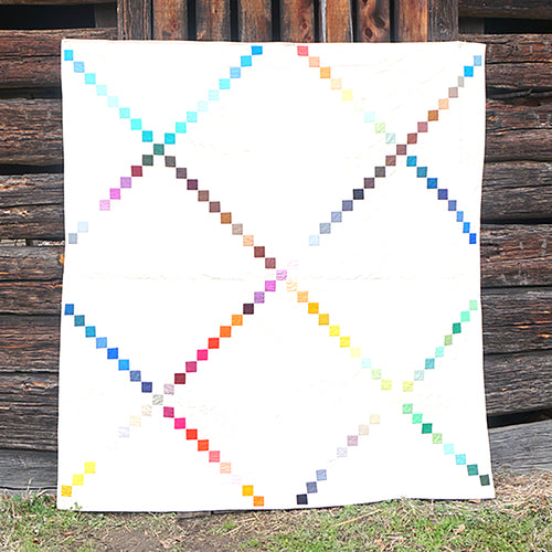 Chain Charm Quilt from Free Spirit