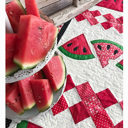 Watermelon Whimsy Table Runner