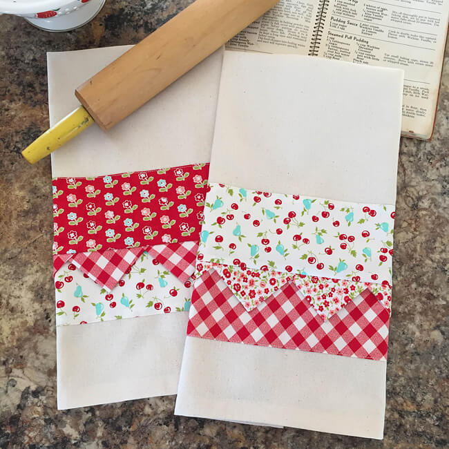 Tea Towel Pattern