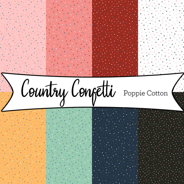 Country Confetti