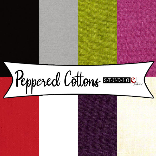 Peppered Cottons